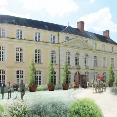 Château de l'isle Briand