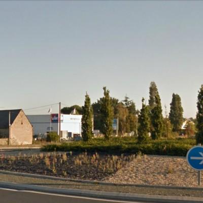 RD 775 Avrillé / La Membrolle-sur-Longuenée