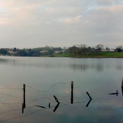 Les lacs Ribou et Verdon