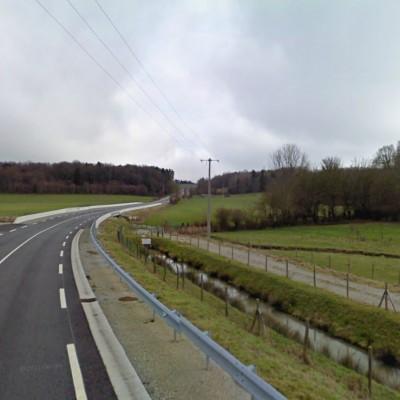 RD 12 Ticheville / La Ferté Fresnel
